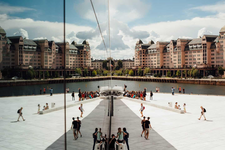 Oslo, black expat friendly city