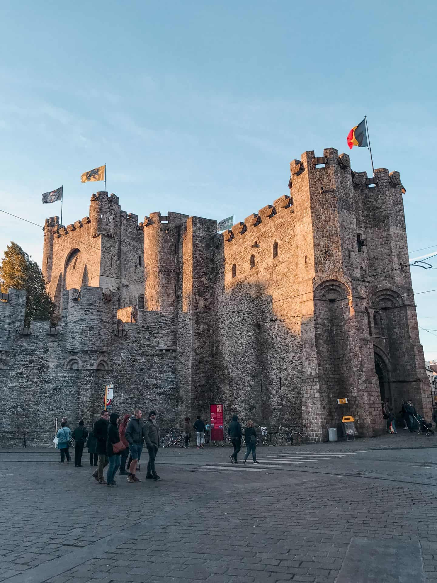 Castle of Counts, Gravensteen