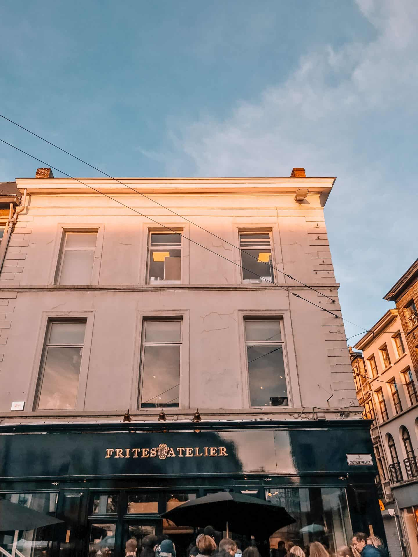 Fries Atelier in Ghent