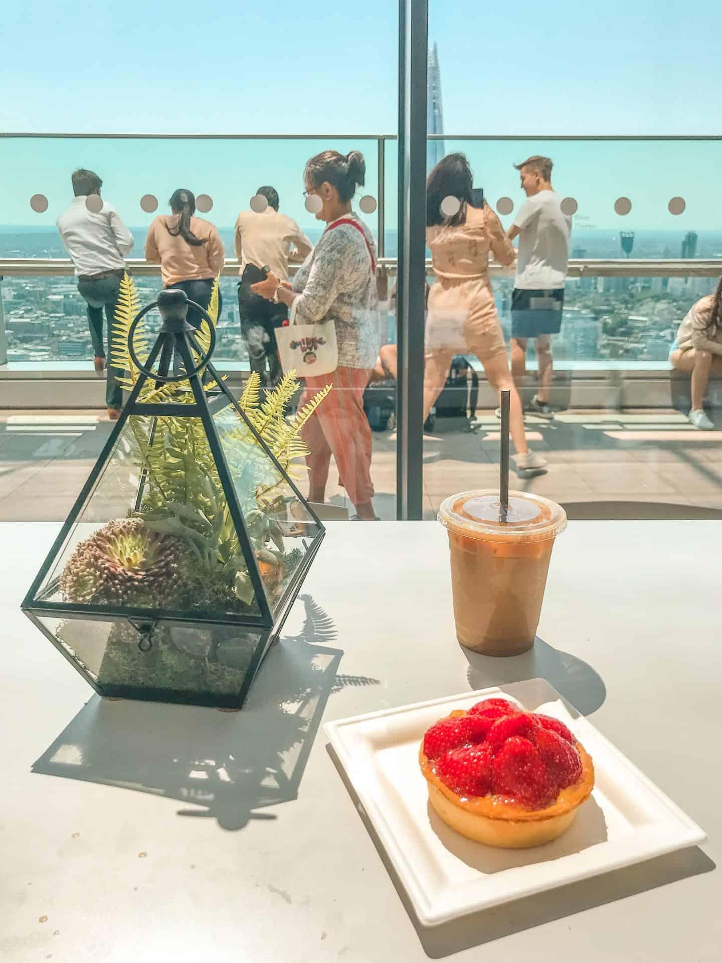 Food in the Skygarden