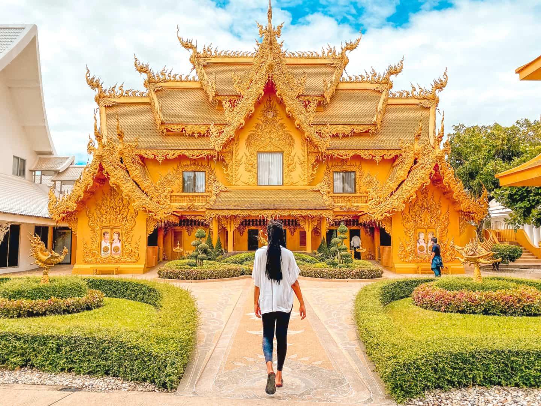 Golden Temple Thailand