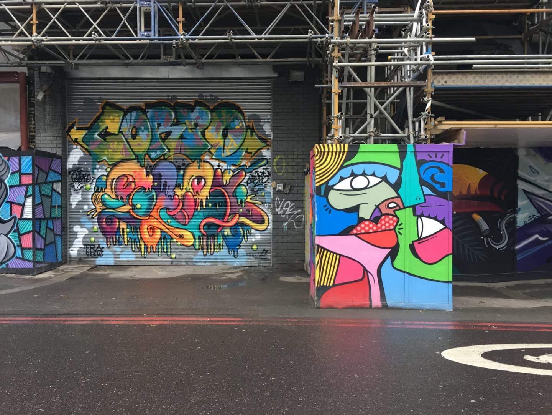 Street Art Brick Lane