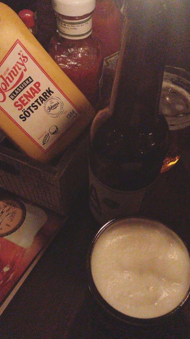 Beer in Gothenburg