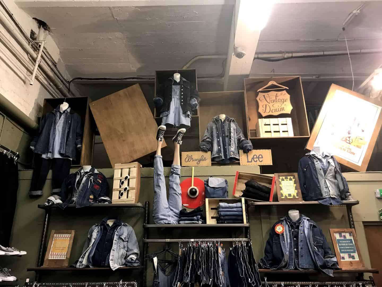 Brick Lane Shopping
