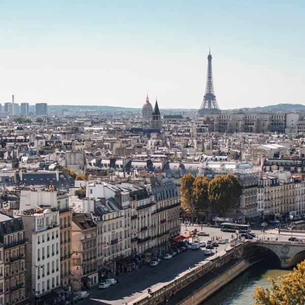 Travel Paris Candace Abroad