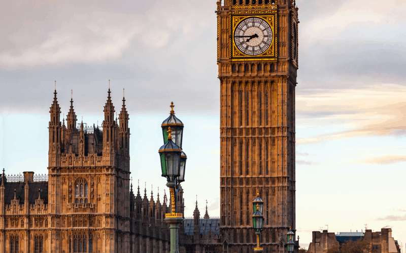 Big Ben, London UK
