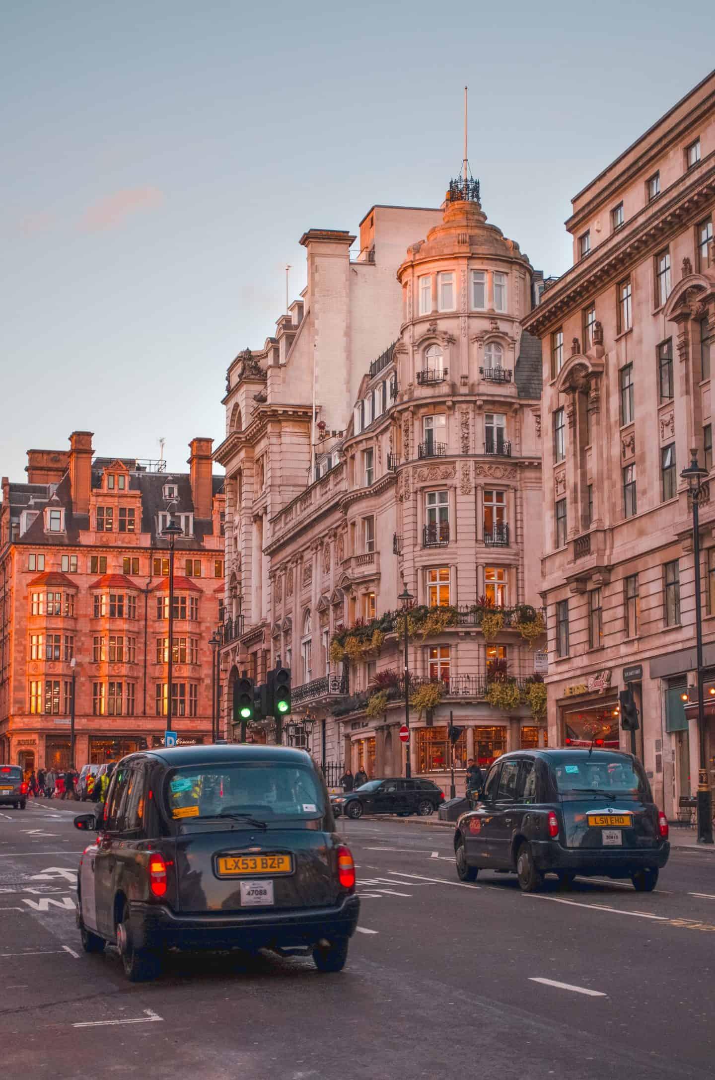 London Tourists Central London
