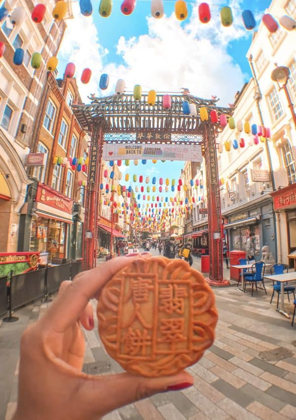 A Lovely Day in Chinatown London: I Love Chinatown Campaign