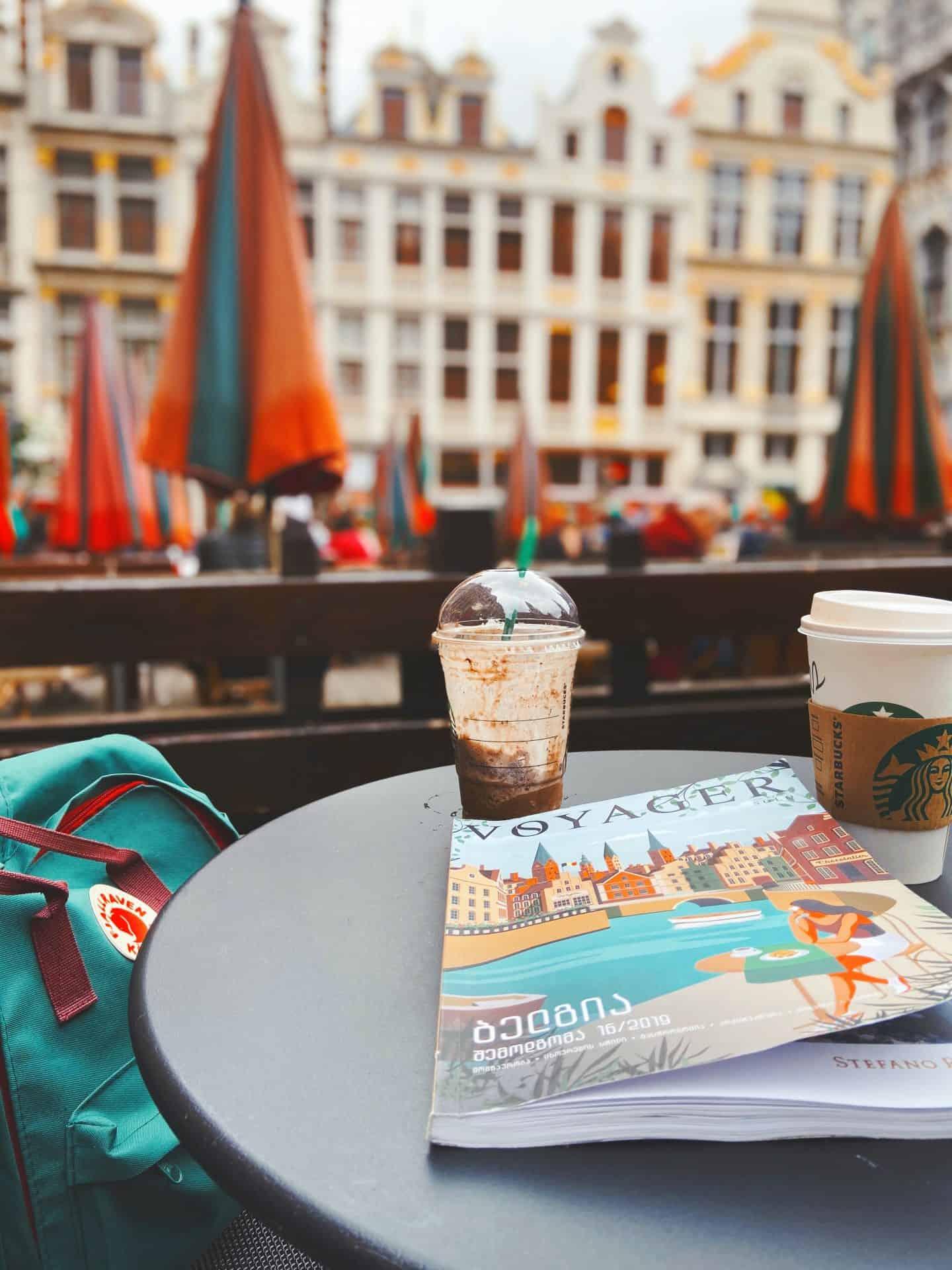 Belgium in Europe