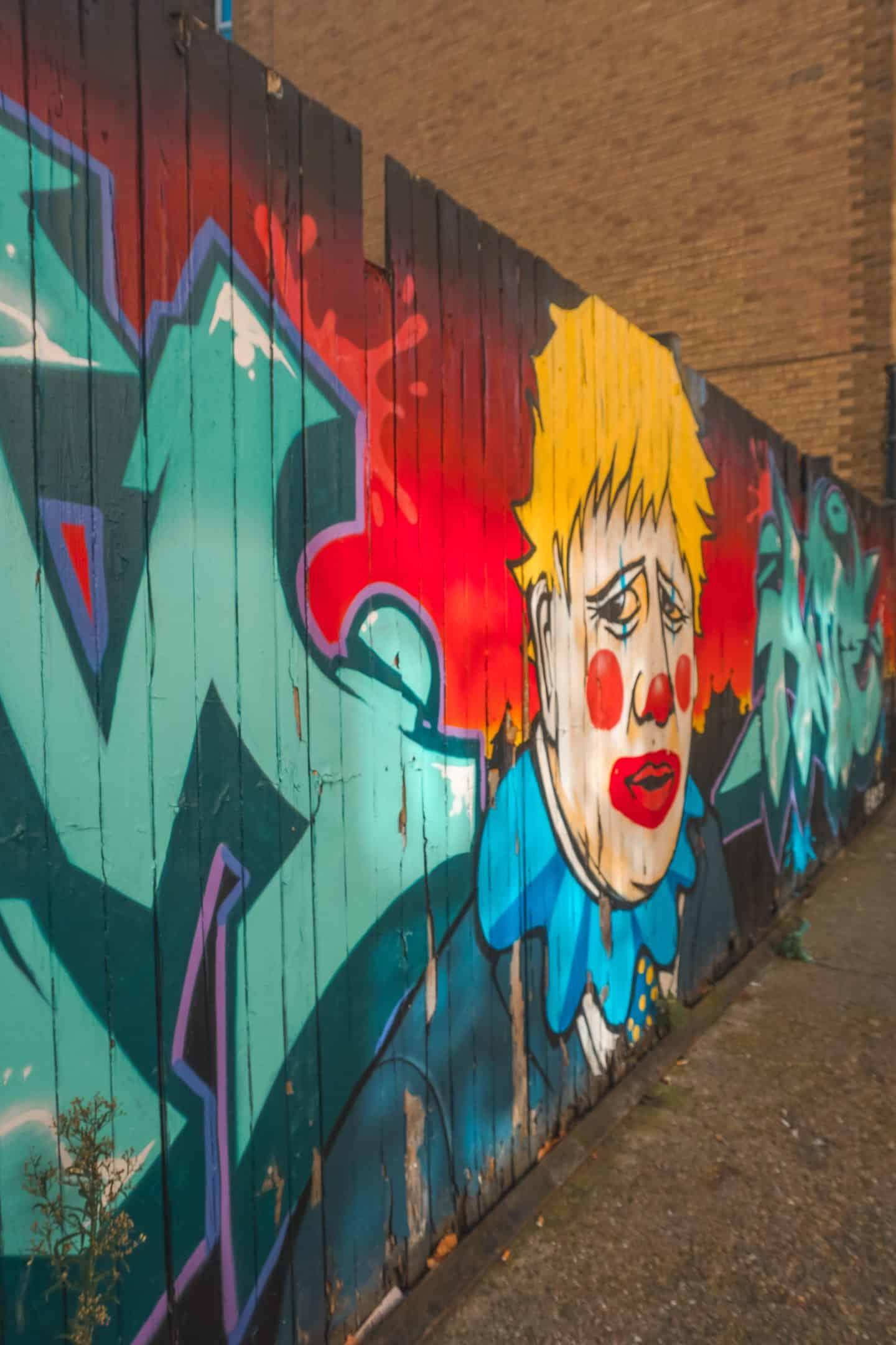 Boris Johnson Fashion Street