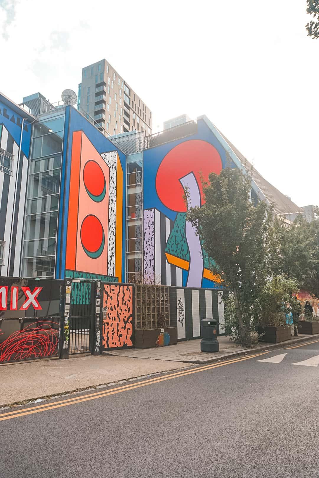 London Murals Shoreditch