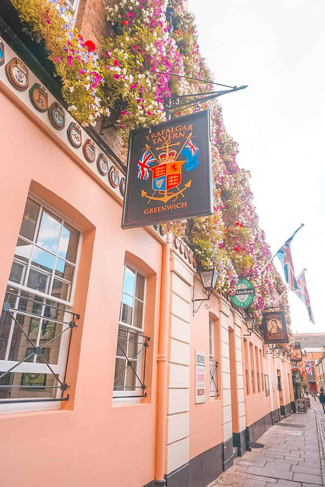 Trafalgar Tavern London