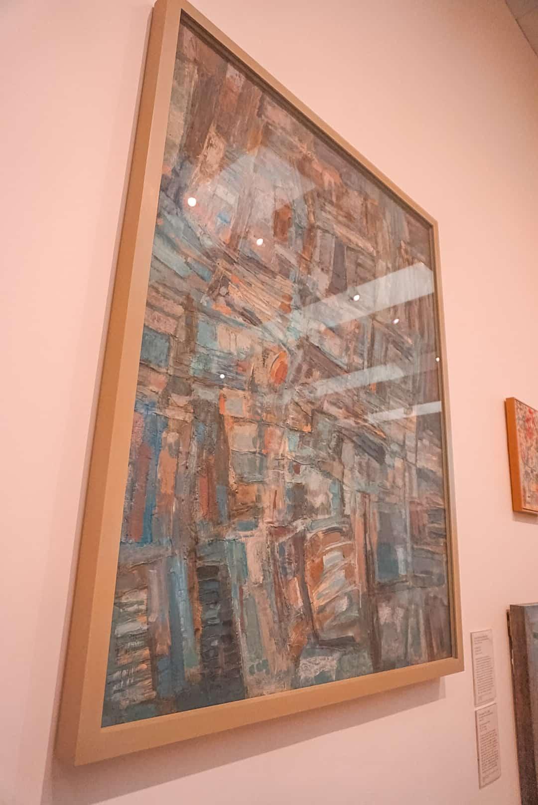 Modern-Art-in-London-Painting-Tate-Museum