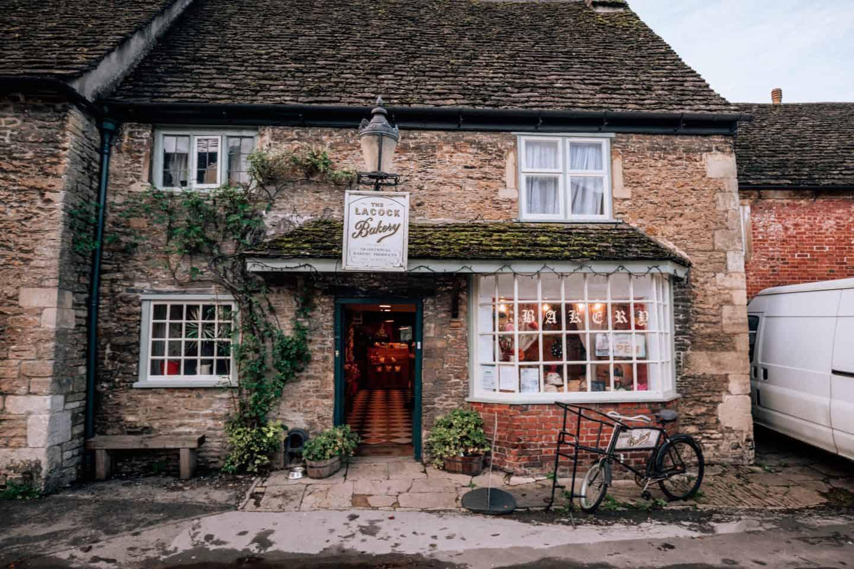 Village Bakery in Lacock