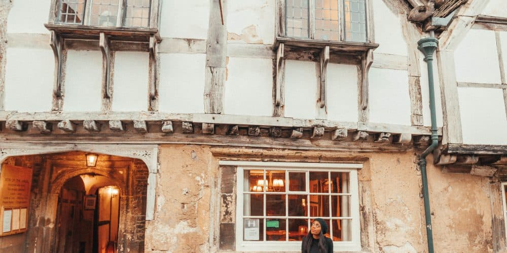 Candace Abroad at things to do in lacock