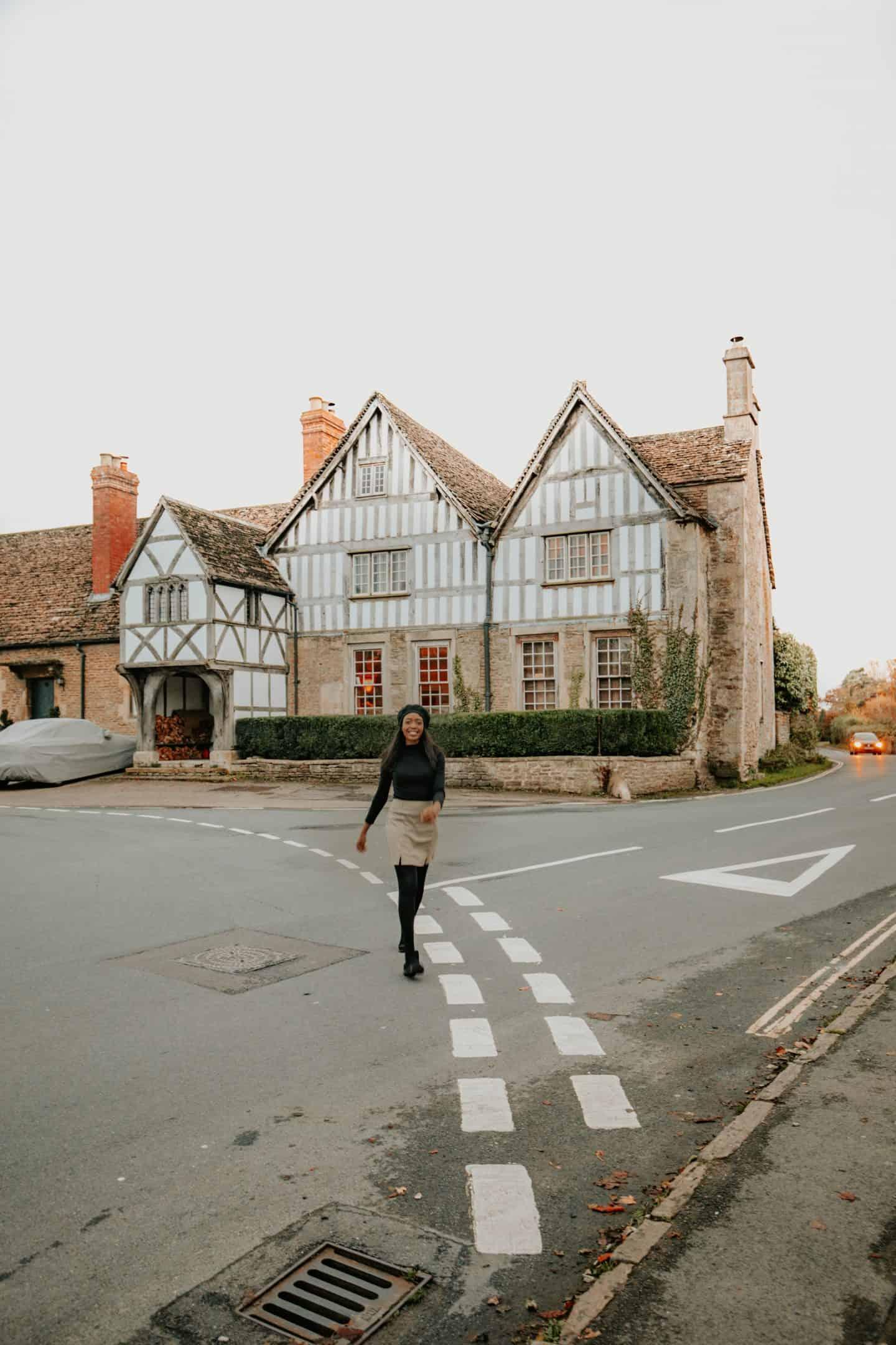 Lacock England's Most Famous Village