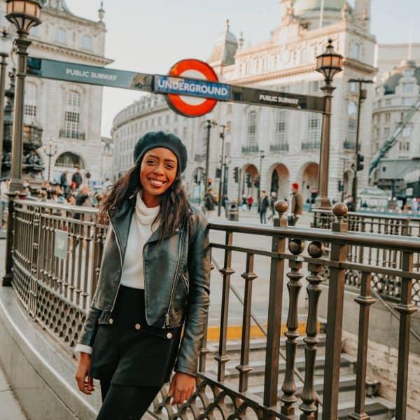 London Bloggers Candace Abroad