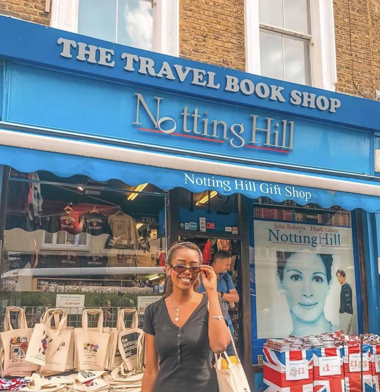 Notting Hill Travel Bookstore, London