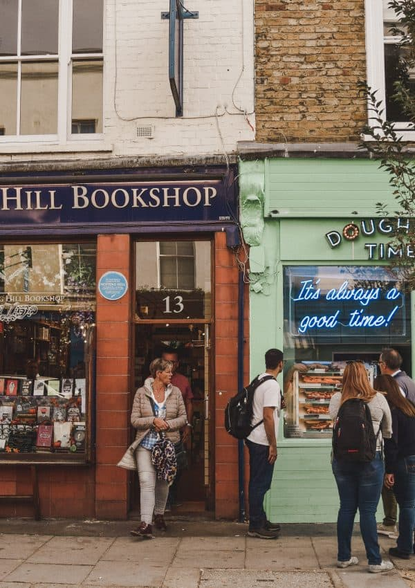 A Visit to Notting Hill Travel Bookshop: Everything You Need to Know