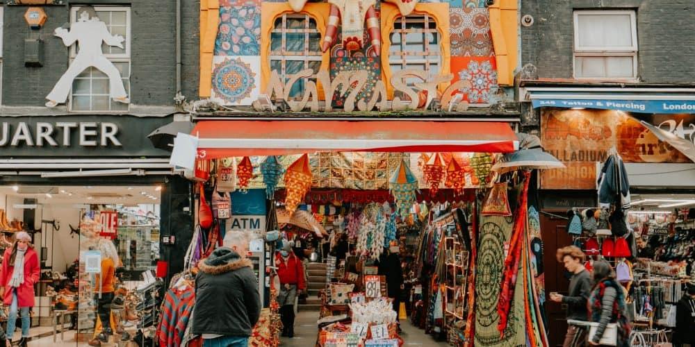 Camden Shopping Area