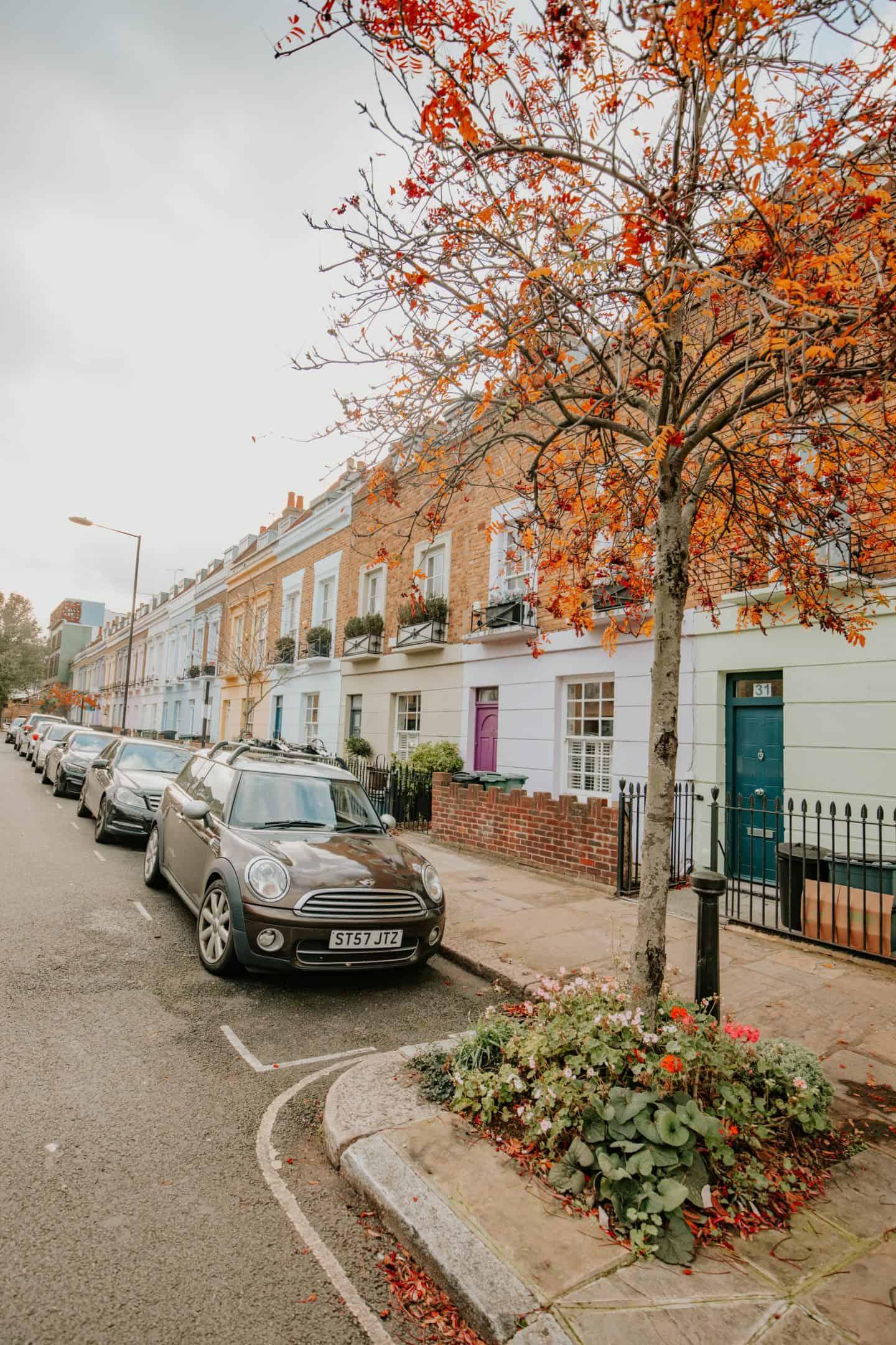 Hartland Road Camden