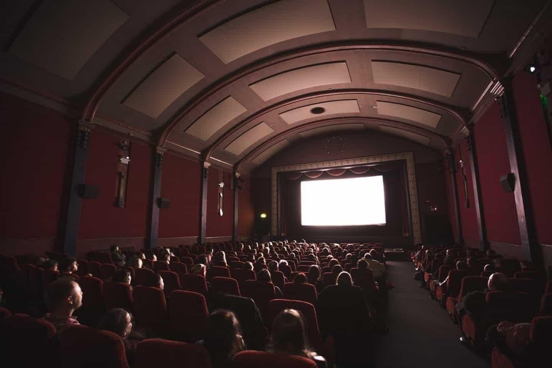 Old Cinema in London
