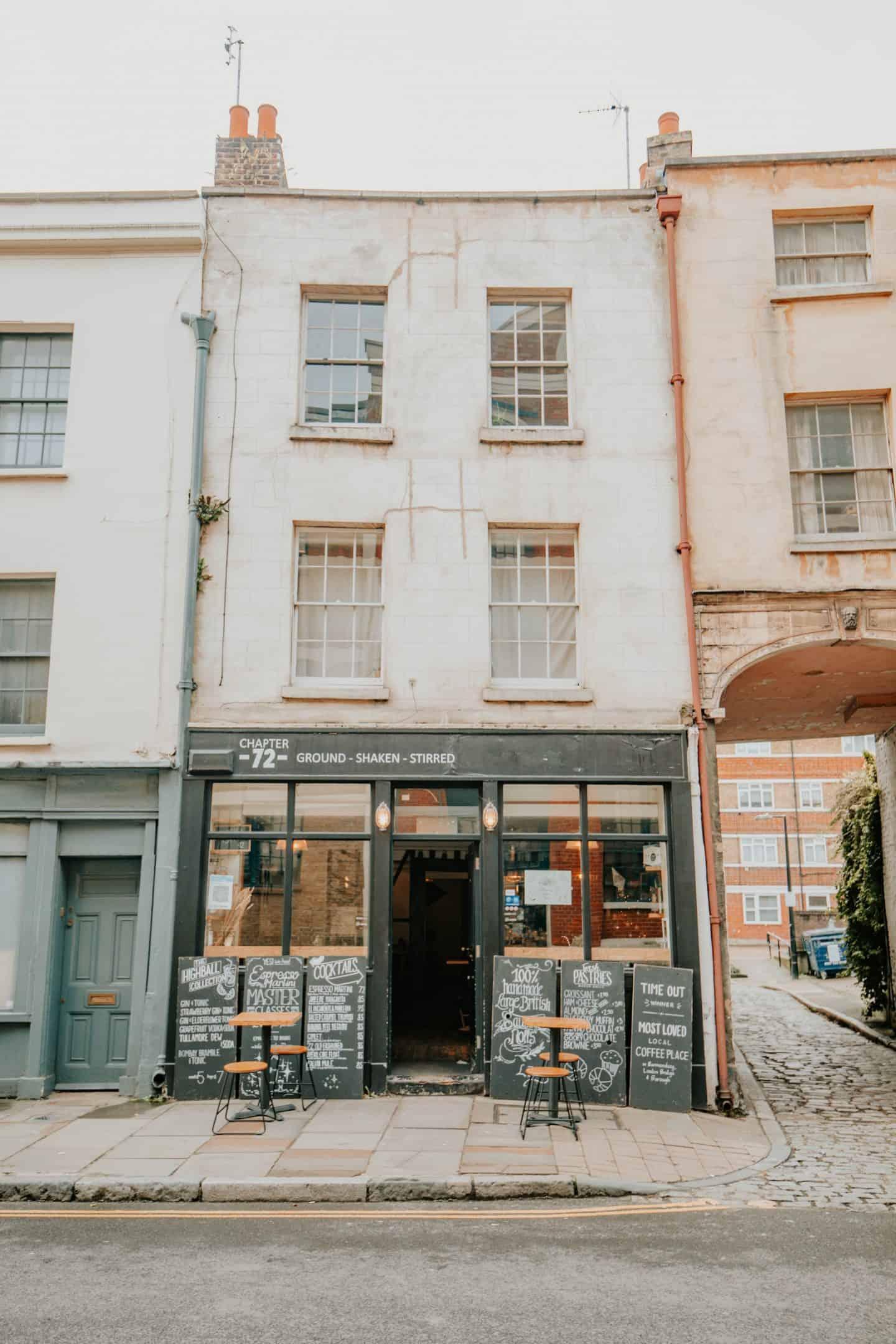 Street on Bermondsey