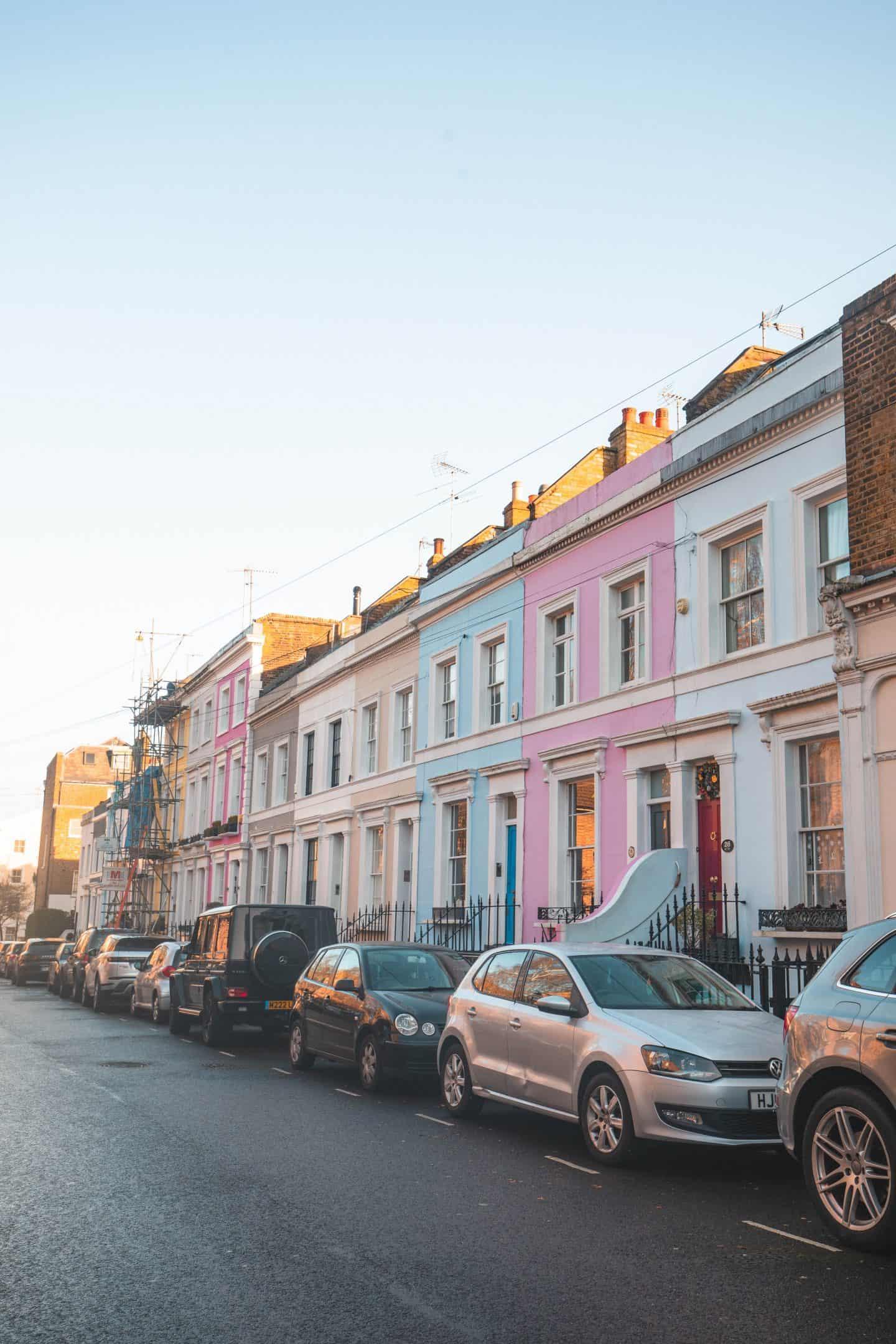 Portobello Road Houses