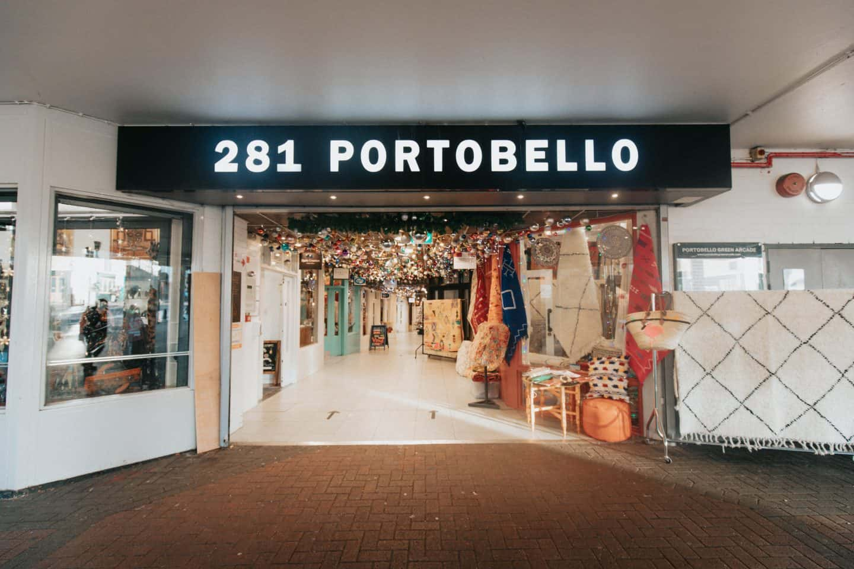 Portobello Green Arcade