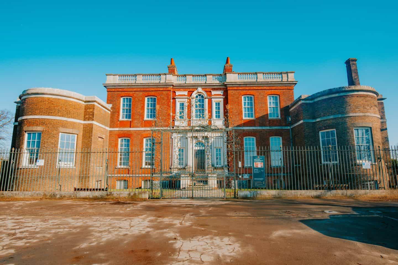 Ranger's House Bridgerton London Filming Location