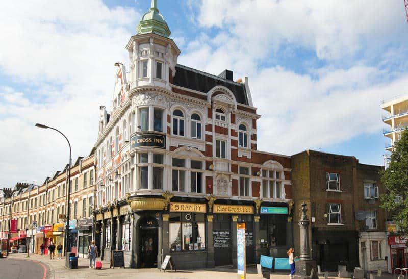 Greenwich-Hostels-New-Cross-Inn-London-UK