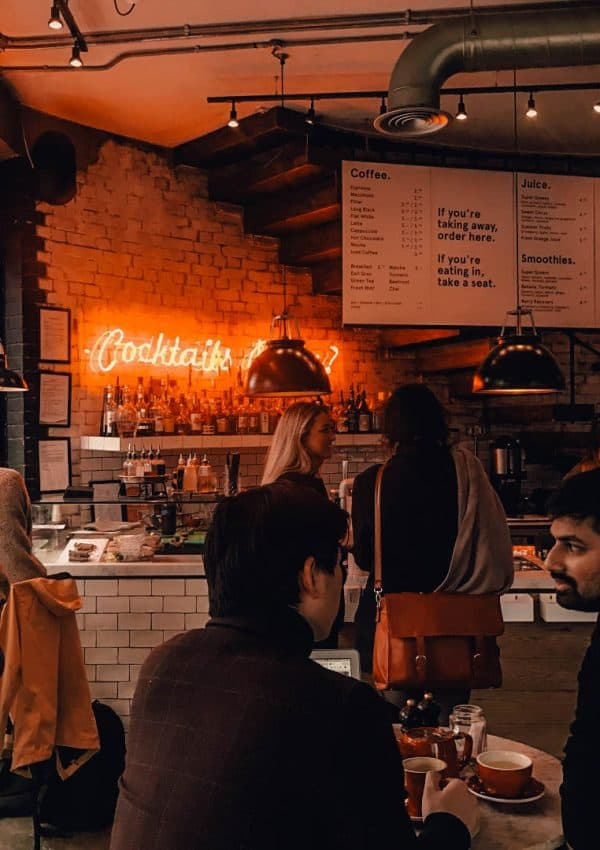 The Best Shoreditch Cafes: Coffee Shop Guide to Shoreditch