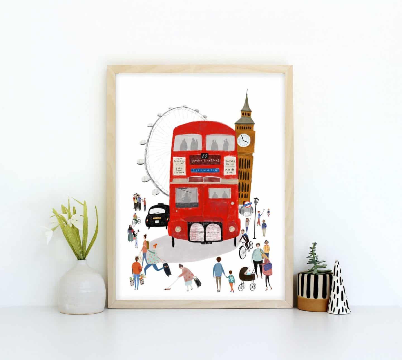 London-Children's-Decor-Painting