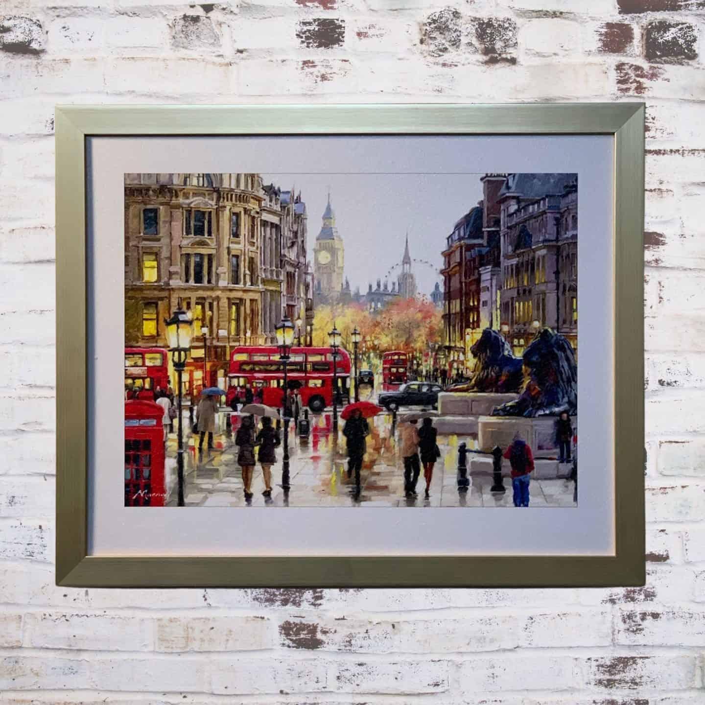 London-Oil-Painting-Wall-Art