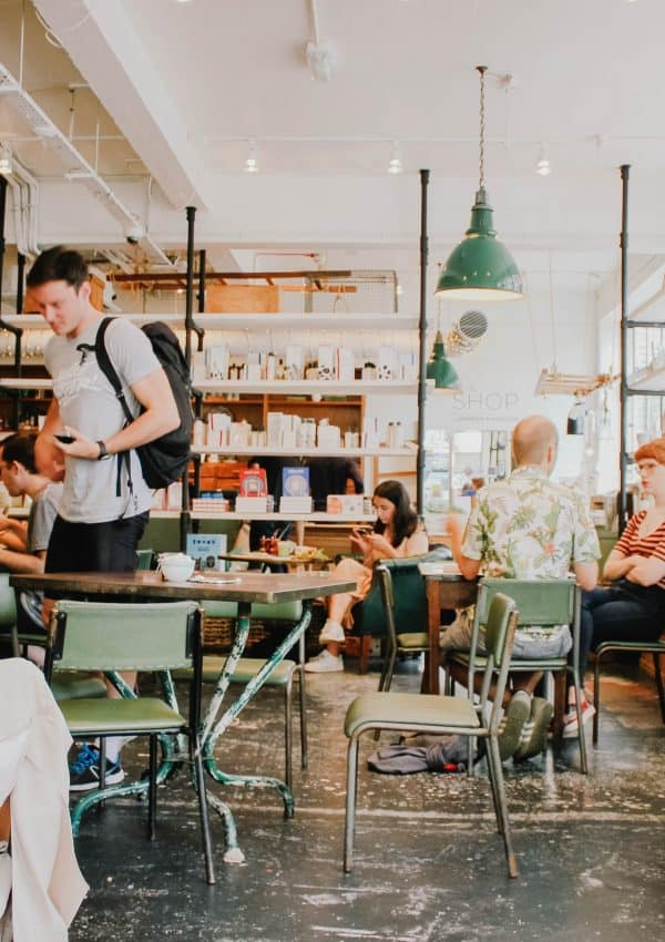 25+ Best Cafes to Work in London (from a Londoner)