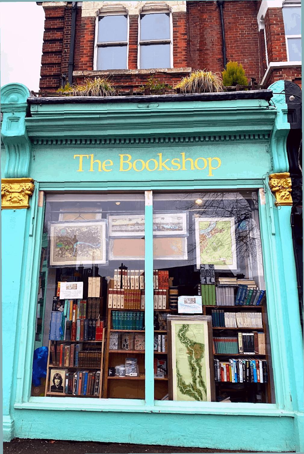 second-hand-bookshop-london-bookshop-on-the-heath