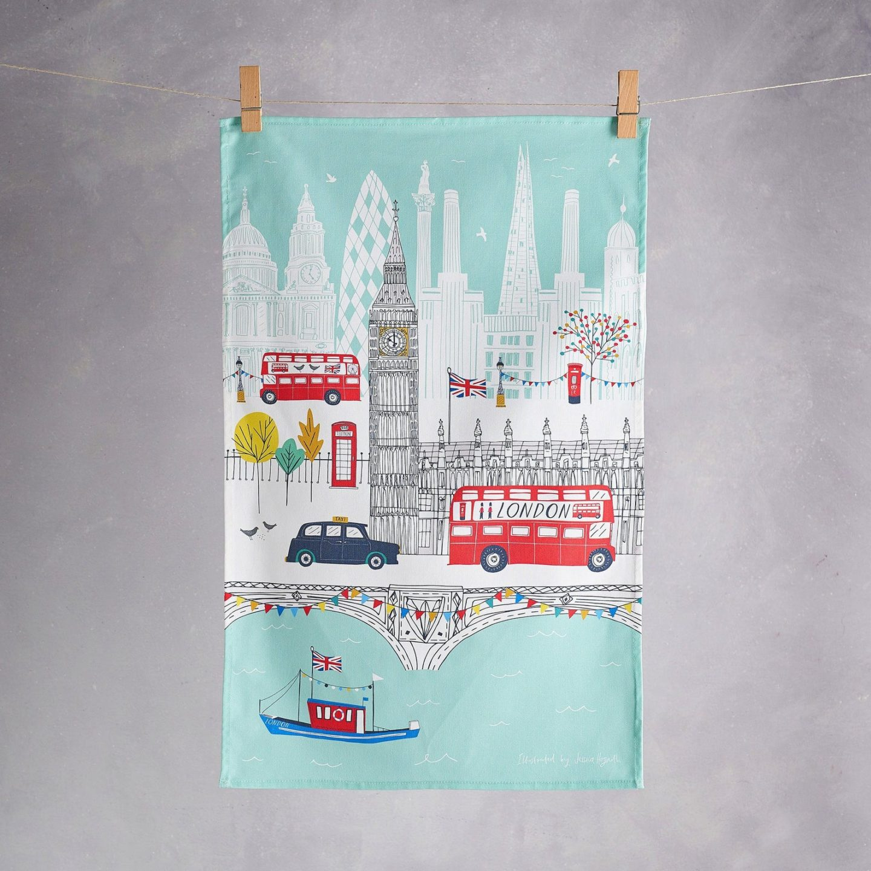 London-big-ben-tea-towel