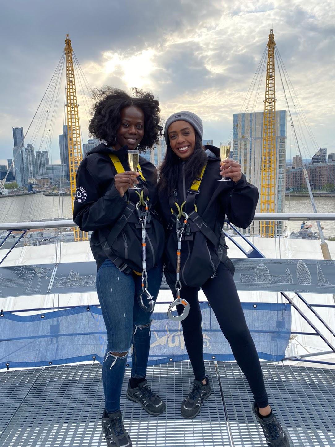 London-gift-experiences-climb-up-at-the-O2