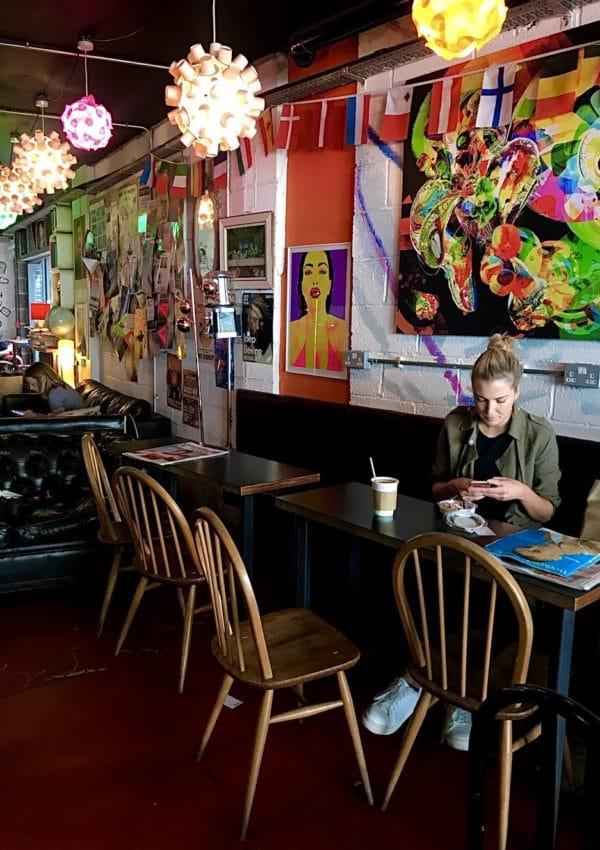 5 Best London Bridge Cafes to Get Your Coffee Fix