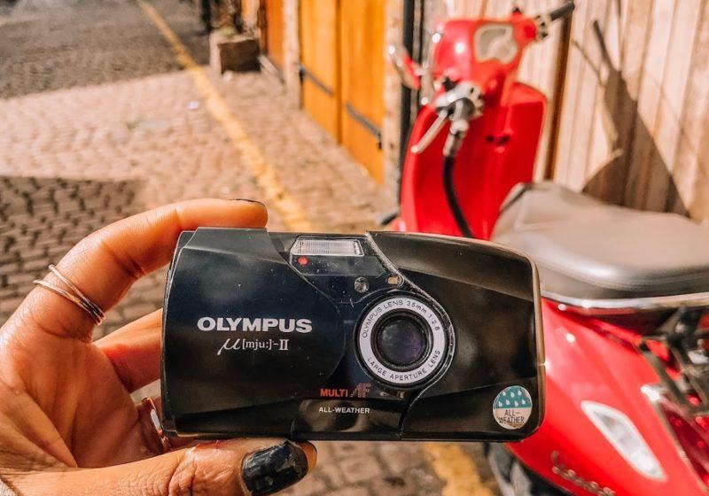 Antique-Camera-in-London